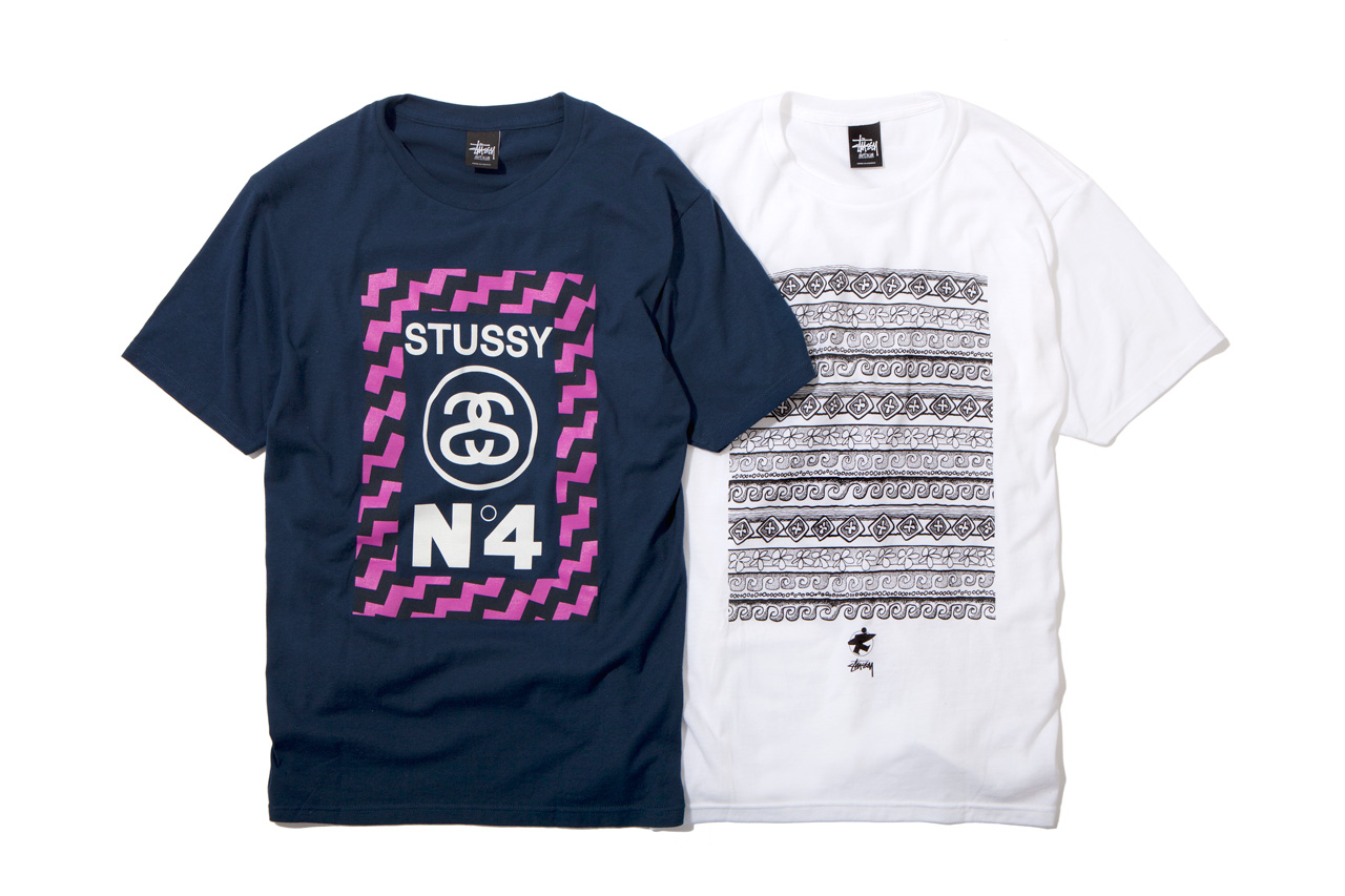 Image of Stussy 2013 Spring/Summer Apparel Collection - Delivery 2