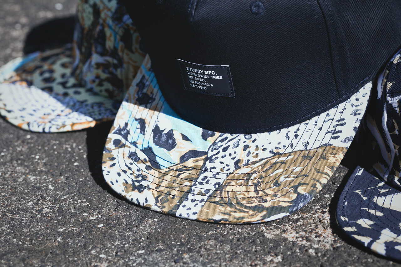 Image of Stussy 2013 Spring/Summer Headwear Collection - Delivery 2
