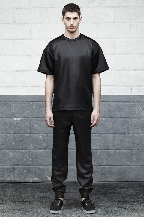 Image of T By Alexander Wang 2014 Spring Collection