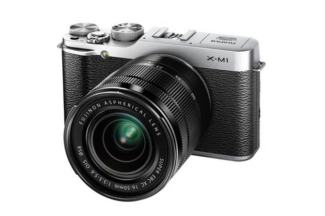 Image of Fujifilm X-M1 Camera