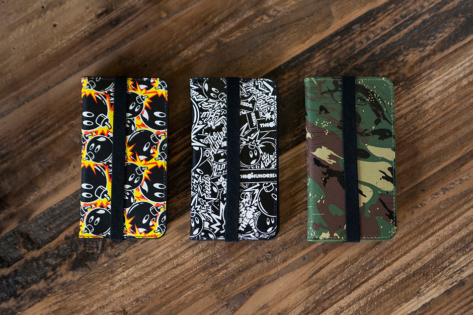 Image of The Hundreds x HEX Axis Wallet for iPhone 5