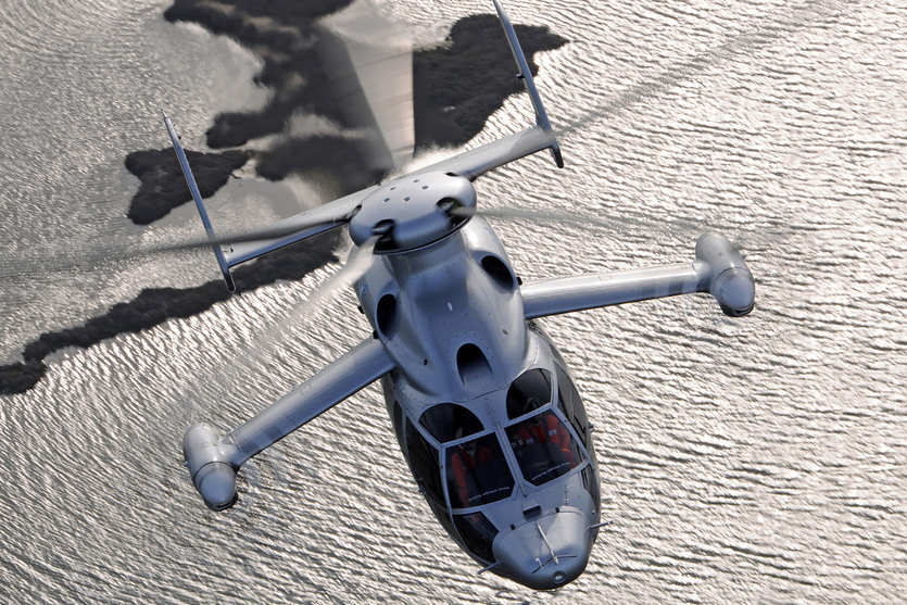 Image of The New Fastest Helicopter on Earth Flies at Over 300 MPH