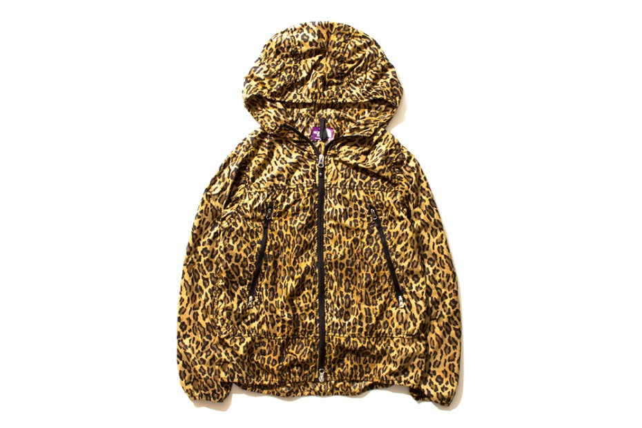 Image of THE NORTH FACE PURPLE LABEL 2013 Leopard Print Collection