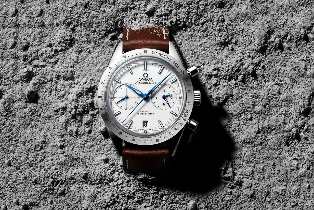 Image of The Omega Speedmaster '57 Co-Axial Chronograph