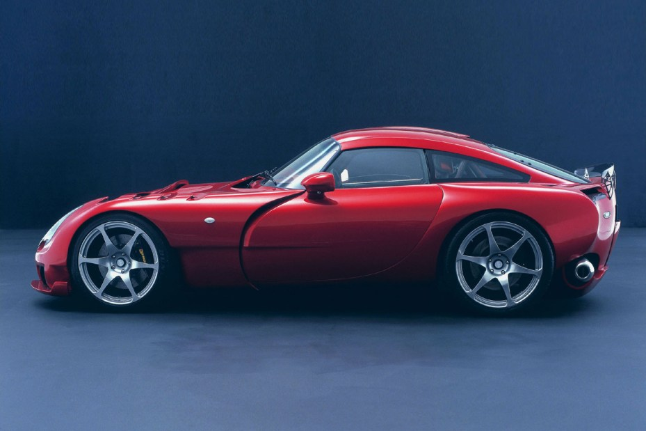 Image of The Return of the TVR Sagaris
