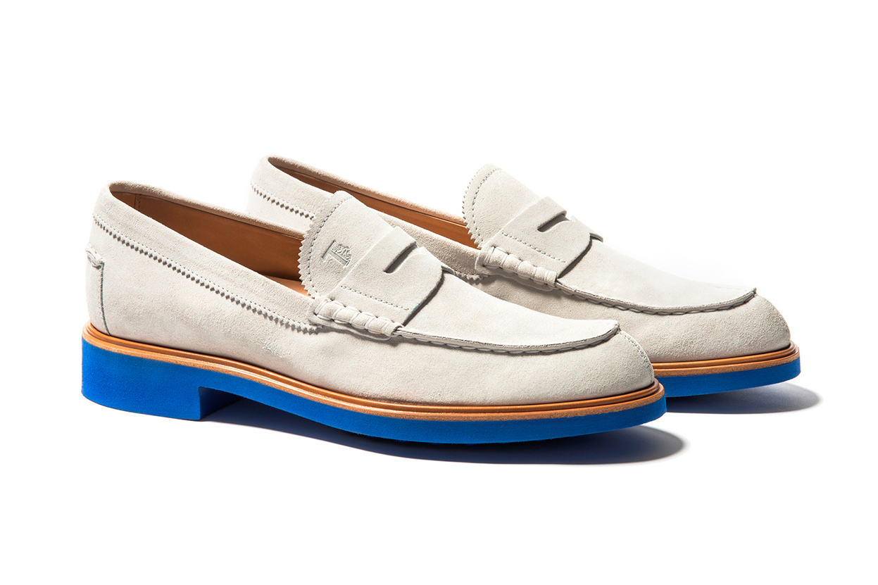 Image of Tod's 2014 Spring/Summer Moccasin