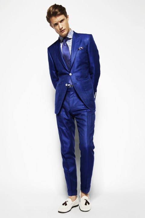 Image of Tom Ford 2014 Spring Collection