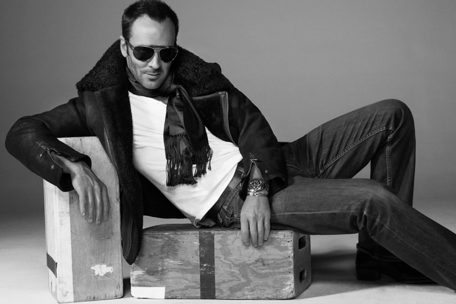 Image of Tom Ford Unveils Makeup Products for Men