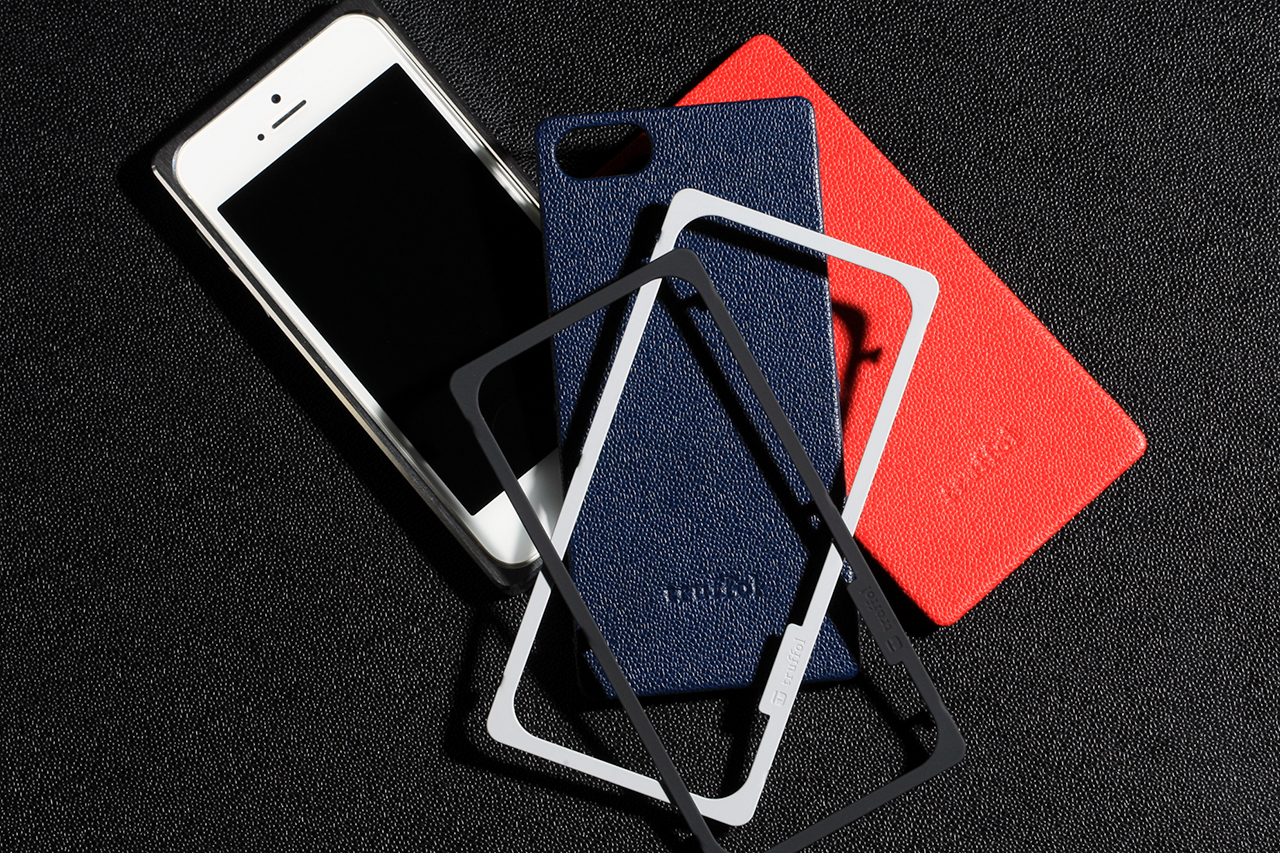 "Image of truffol iPhone 5 ""Signature"" Case Collection"