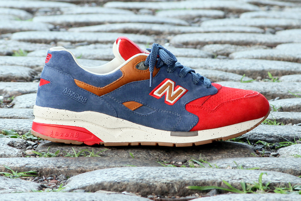 "Image of UBIQ x New Balance 1600 ""The Benjamin"""
