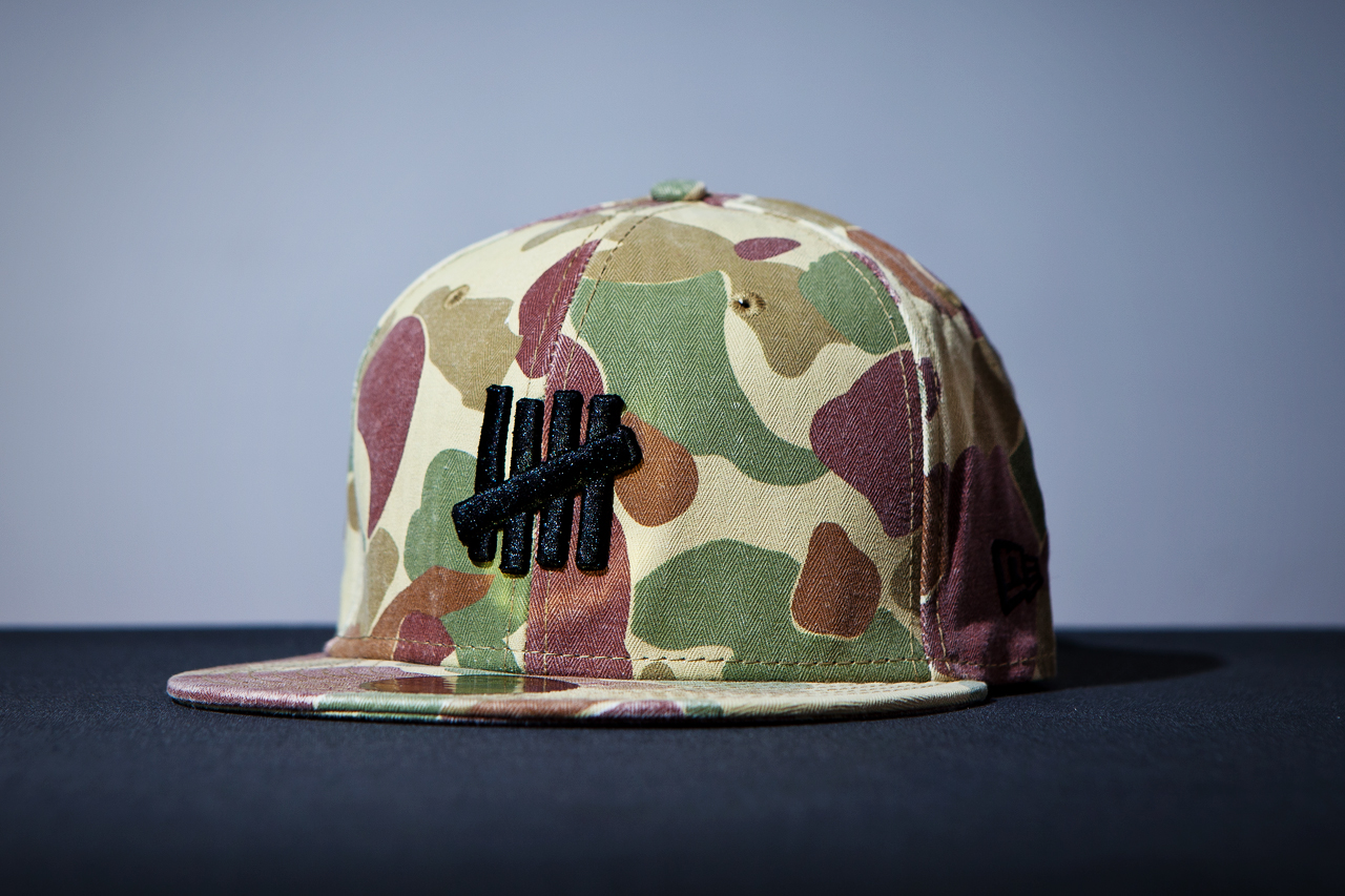 Image of Undefeated 2013 Spring/Summer Headwear Collection