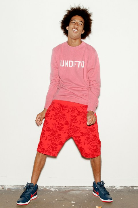 Image of Undefeated 2013 Summer Lookbook featuring Taco