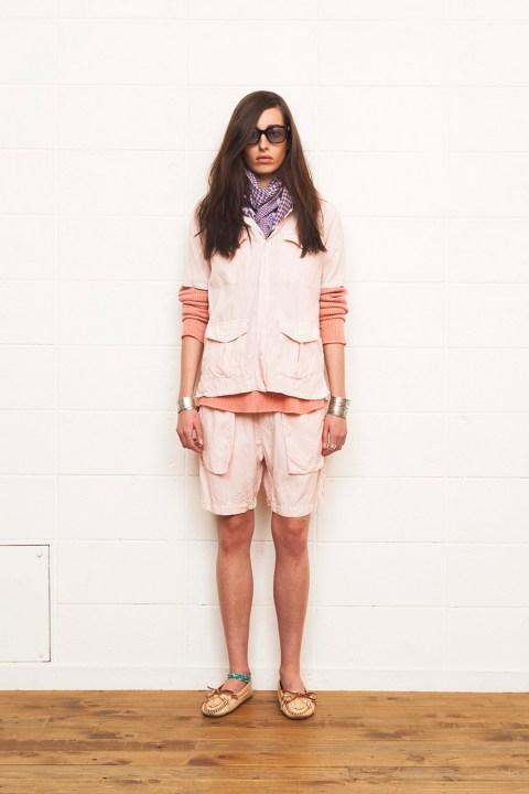 Image of UNUSED 2013 Spring/Summer Lookbook