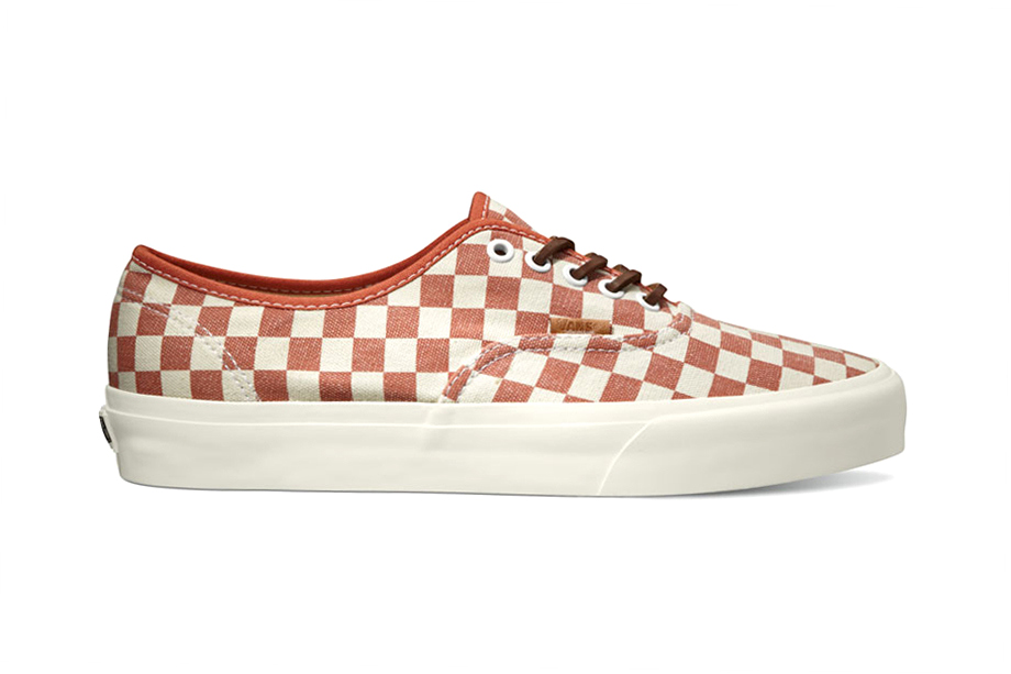 """Image of Vans California 2013 Fall Authentic CA """"Checker"""" Pack"""