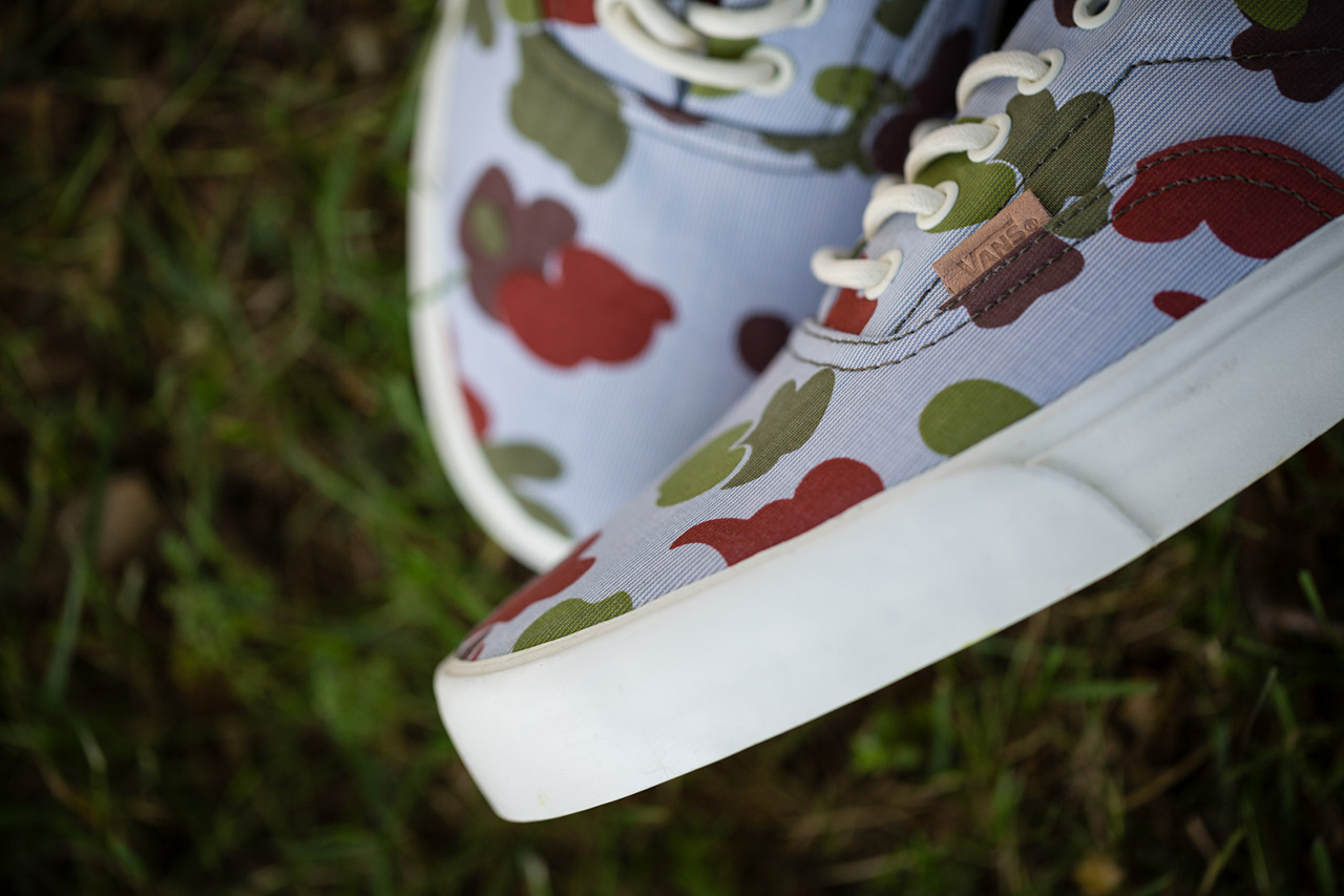"Image of Vans California Era 59 CA ""Camo Suiting"""