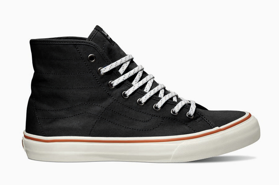 Image of Vans California Fall 2013 Sk8-Hi Binding CA Twill Pack