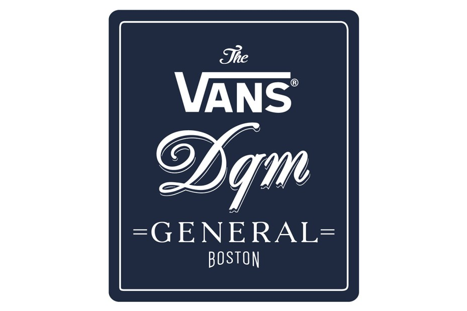 Image of Vans DQM General Announces Boston Location Opening