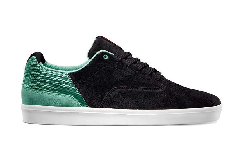 "Image of Vans LXVI 2013 Fall ""Mint & Red"" Pack"
