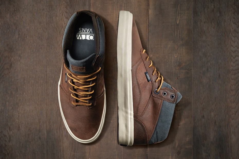 Image of Vans OTW 2013 Fall Bedford Boot