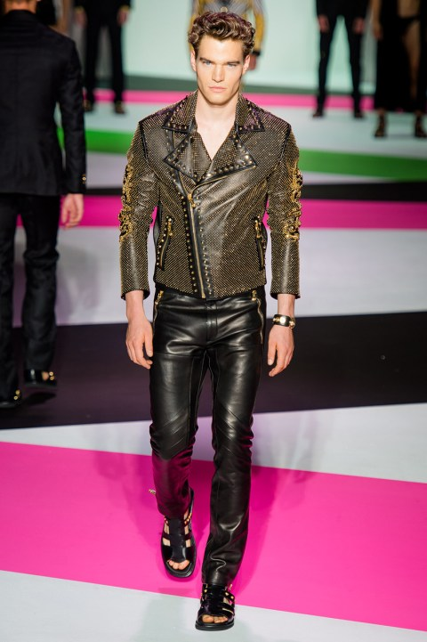 Image of Versace 2014 Spring/Summer Collection