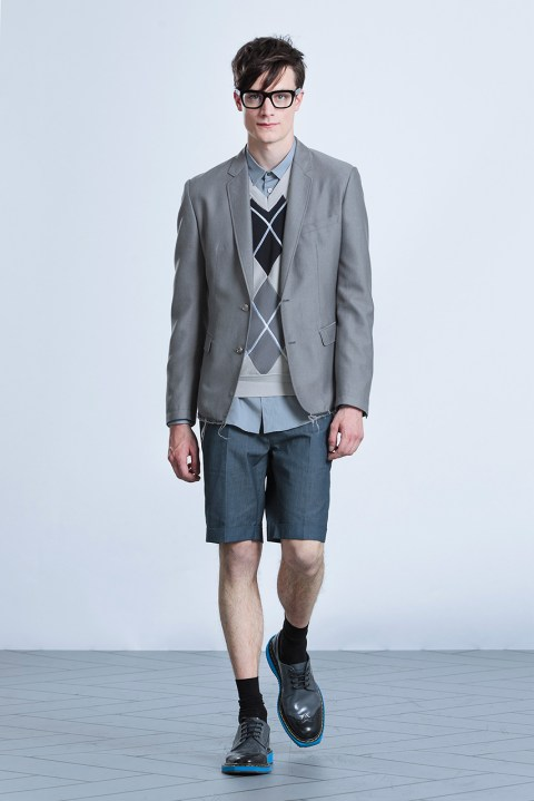 Image of Viktor & Rolf Monsieur 2014 Spring/Summer Collection