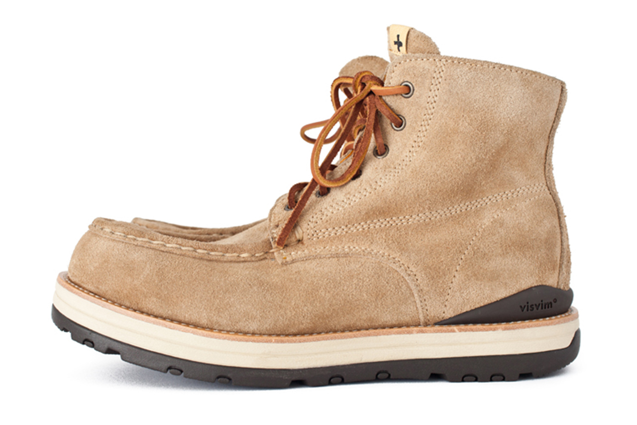 Image of visvim 2013 Spring/Summer 7-HOLE MOC TOE *F.I.L. EXCLUSIVE