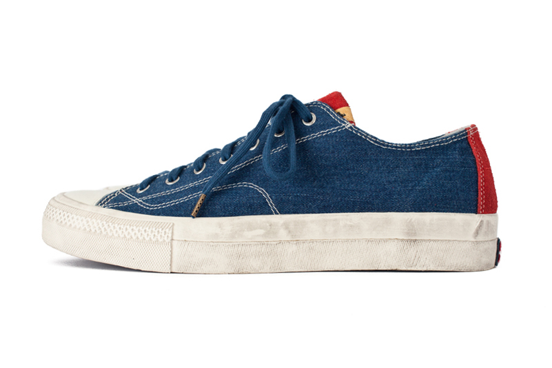 Image of visvim SKAGWAY LO DENIM *F.I.L. EXCLUSIVE
