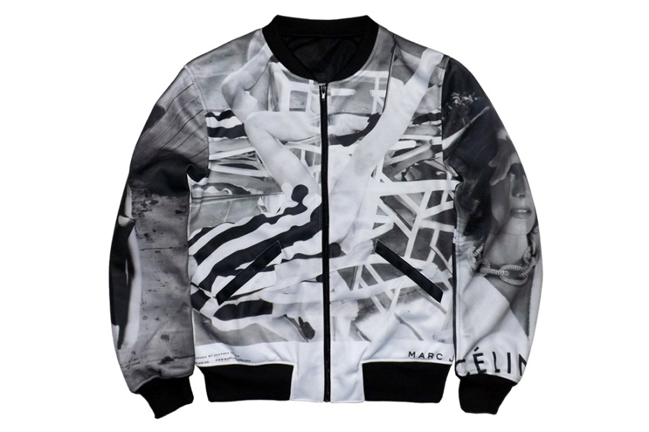 """Image of Wil Fry 2013 Spring/Summer """"Collab"""" Jacket"""