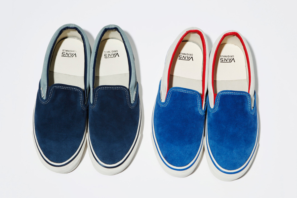 Image of WTAPS x Vans Vault 2013 Fall Collection - A Closer Look