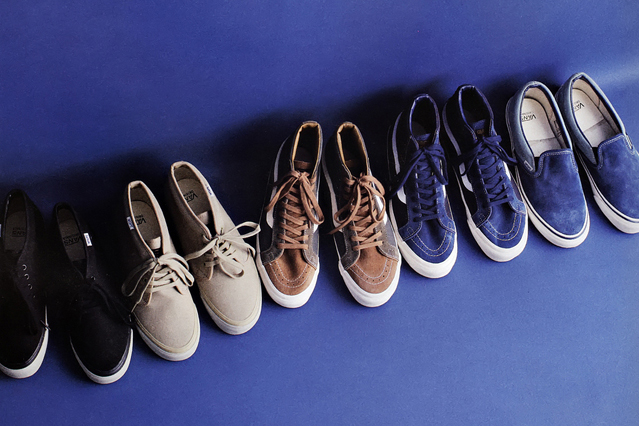 Image of WTAPS x Vans Vault 2013 Fall Collection Preview