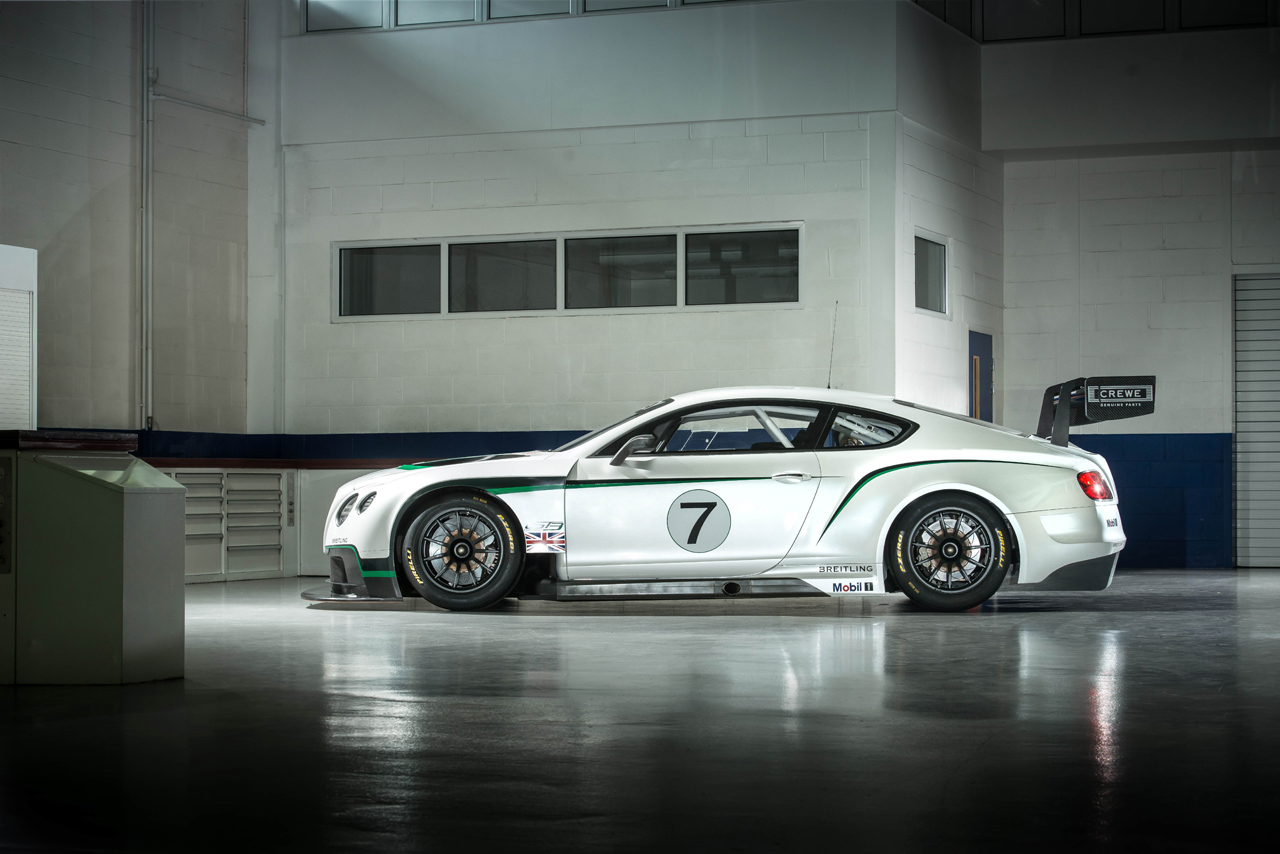Image of 2014 Bentley Continental GT3