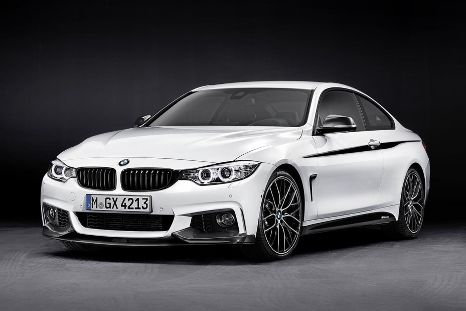BMW 4 Series - Magazine cover