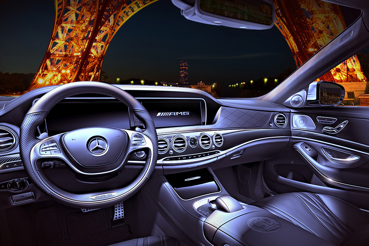 Image of 2014 Mercedes-Benz S63 AMG 4Matic