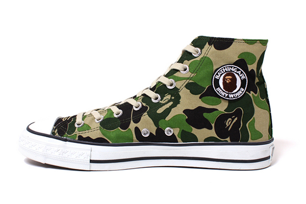Image of A Bathing Ape ABC CANVAS APE STA HI