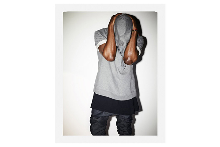 Image of A.P.C. Kanye 2013 Capsule Collection