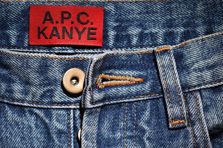 Image of A.P.C. Kanye Capsule Collection