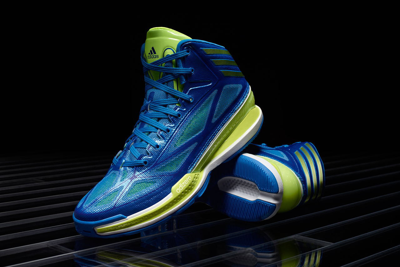 Image of adidas Basketball Unveils Crazy Light 3