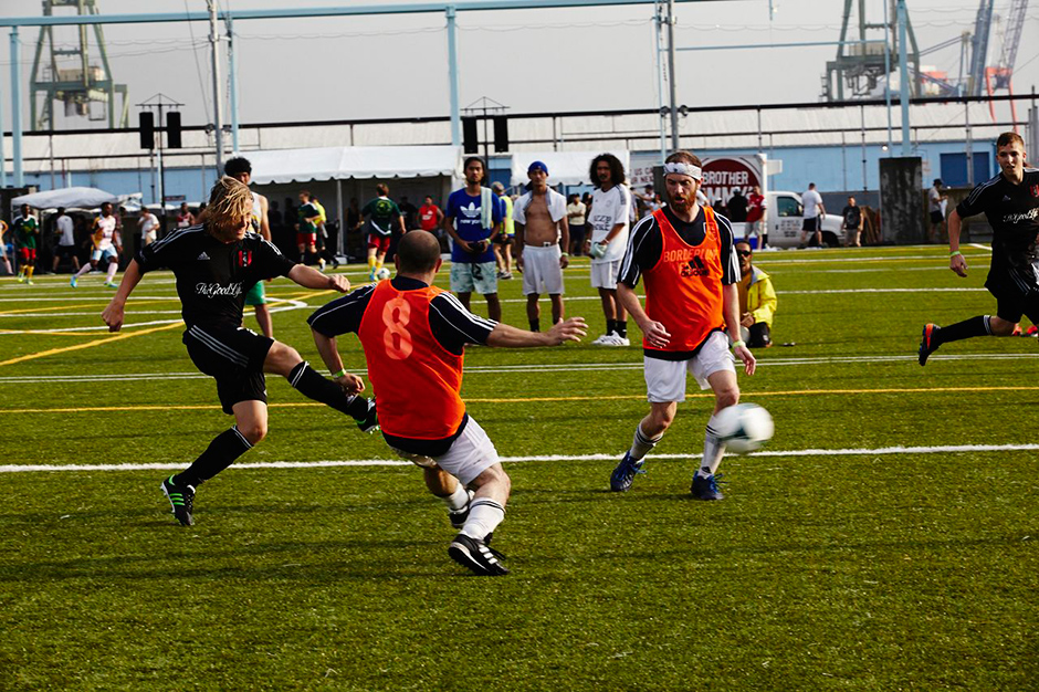 Image of adidas FANATIC New York 2013 Football Tournament Recap