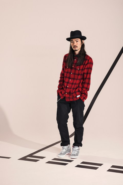 Image of adidas Originals Blue Collection 2013 Fall/Winter Lookbook
