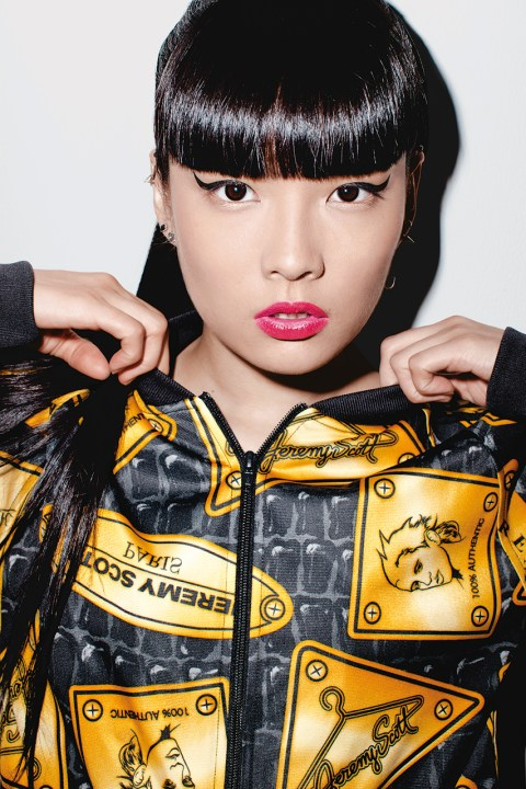 Image of adidas Originals by Jeremy Scott 2013 Fall/Winter Lookbook