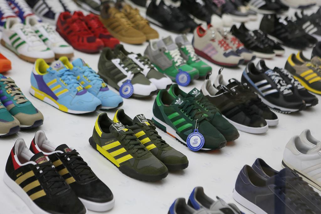 Image of adidas SPEZIAL Exhibition @ Hoxton Gallery Recap