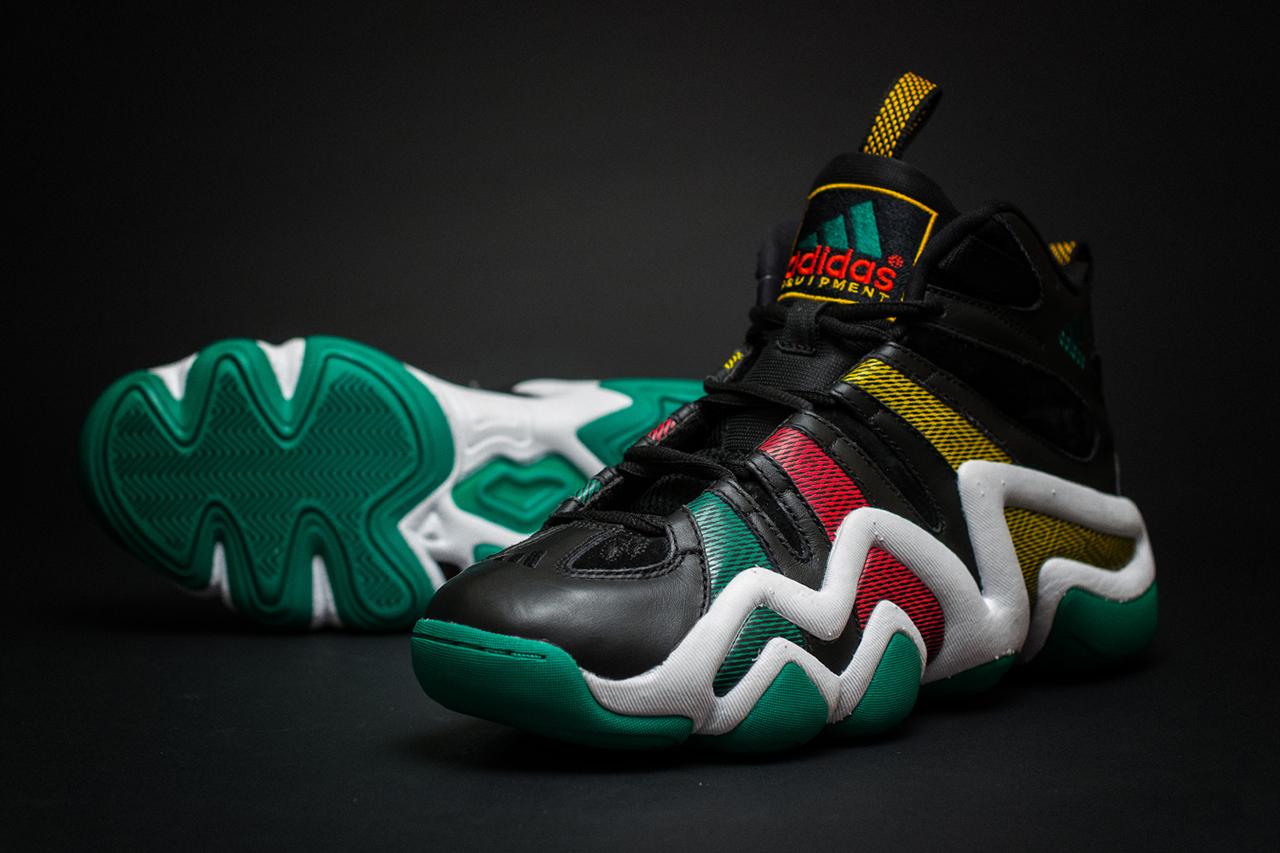 Image of adidas Unveils Crazy 8 PE Colorways