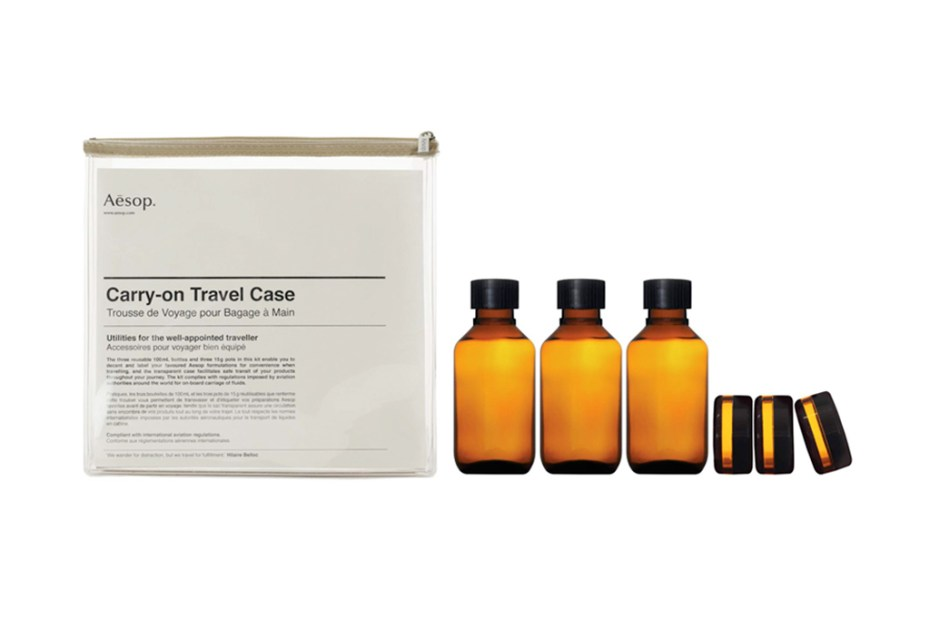 Image of Aesop Carry-On Travel Case Kit