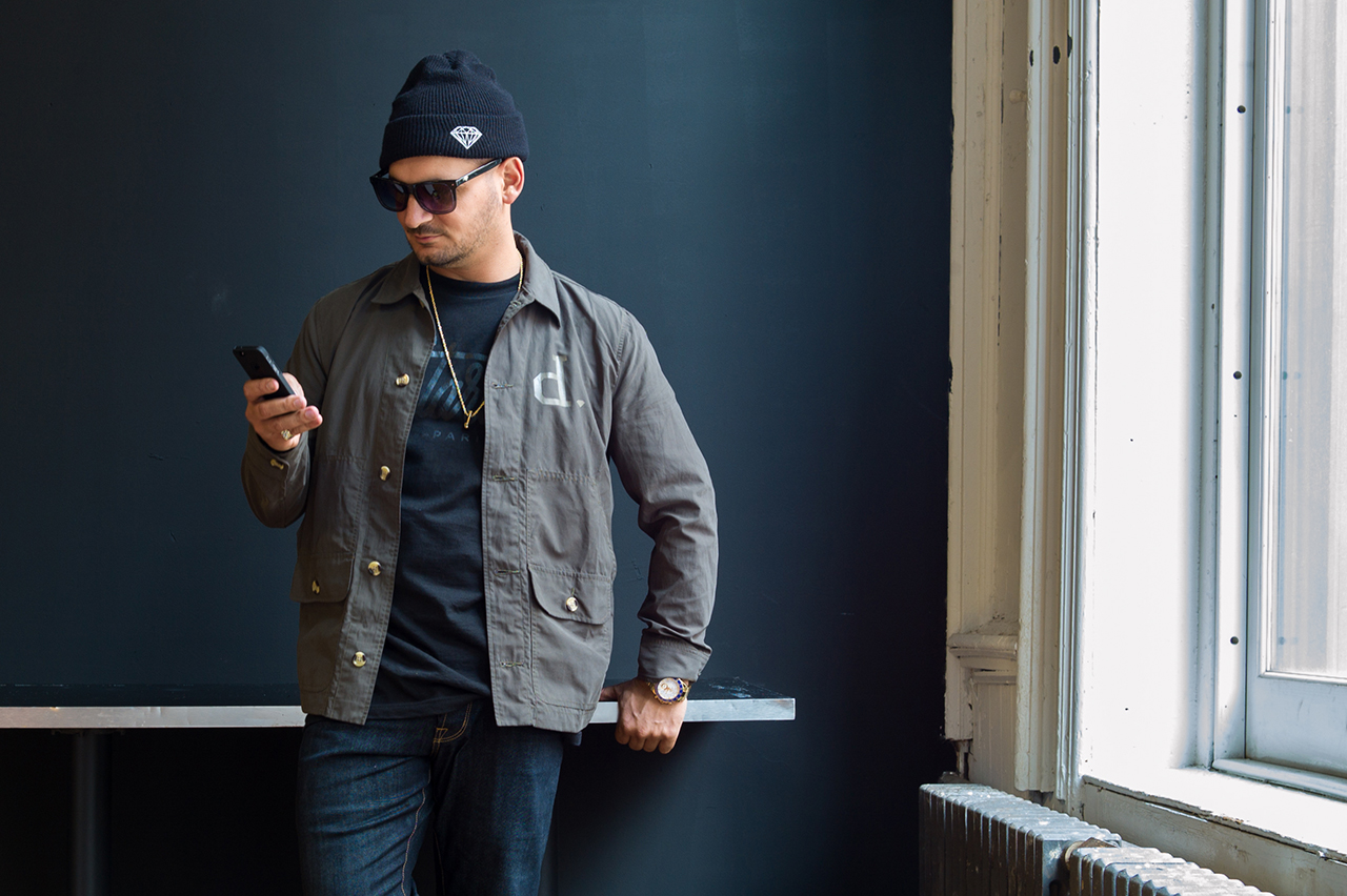 Image of AGENDA NYC: Streetsnaps with Nick Diamond