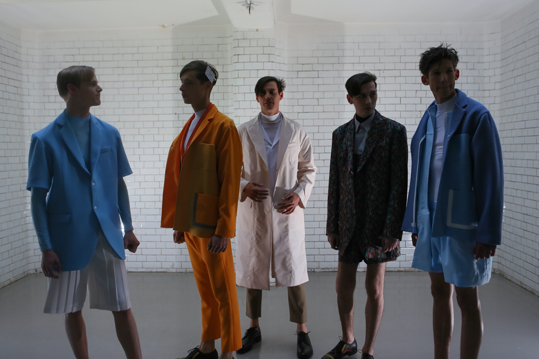 Image of Agi & Sam 2014 Spring/Summer Backstage Visuals