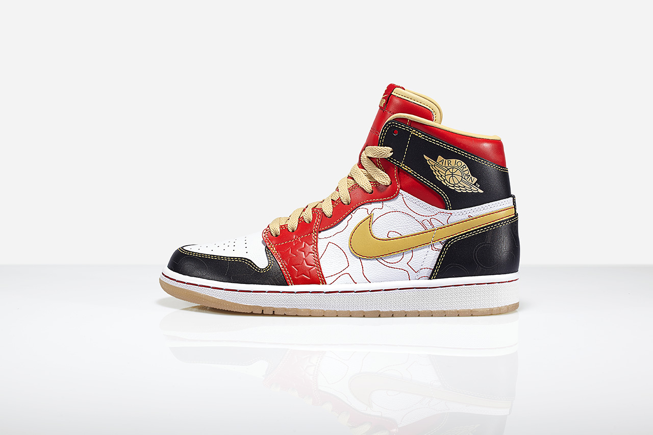 "Image of Air Jordan 1 Retro High OG XQ ""Ignite Shanghai"""