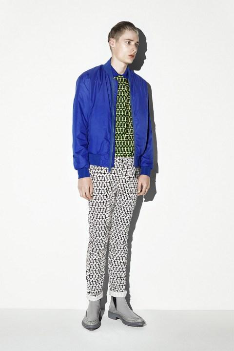 Image of McQ by Alexander McQueen 2014 Spring/Summer Lookbook