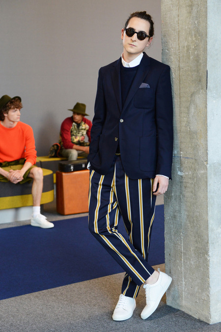 Image of AMI 2014 Spring/Summer Collection