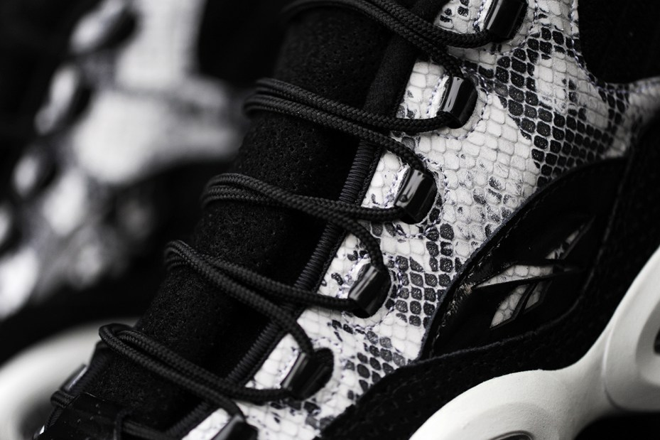 "Image of BAIT x Reebok ""Snakeskin"" Question"