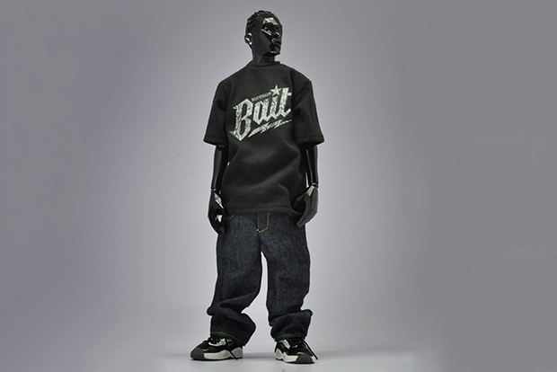 "Image of BAIT x Reebok x Coolrain Studio - Allen Iverson ""Bubba Chuck"" Figure"